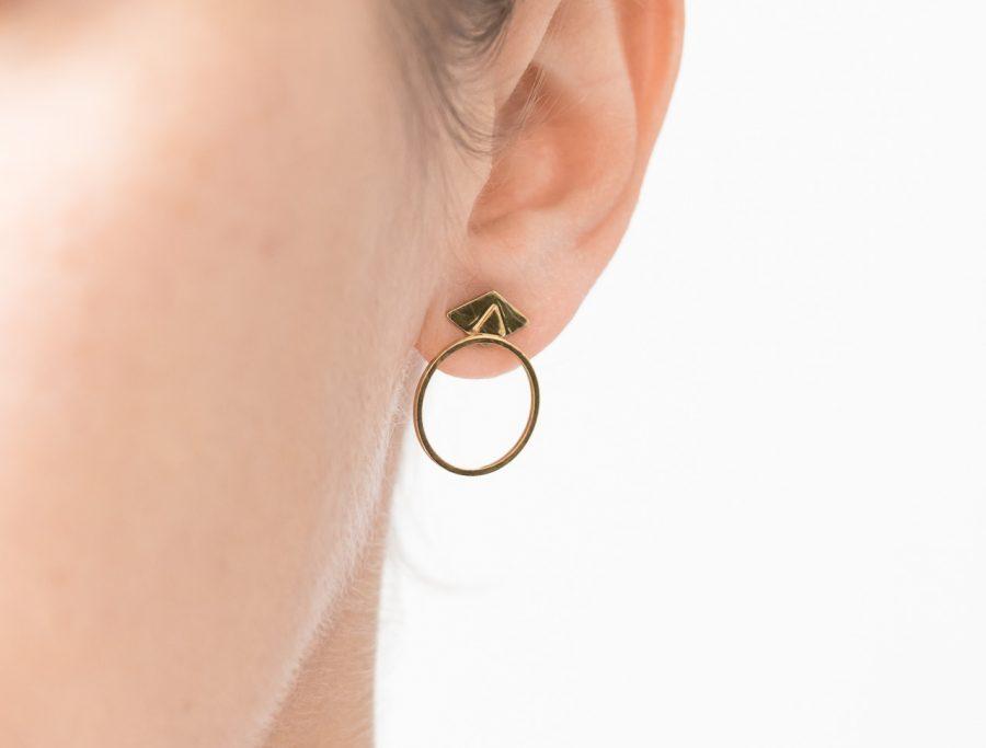 Boucles d'oreilles - Apol -Maison Mathûvû