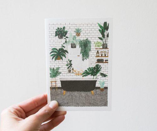 carte salle de bain et canapé All the ways to say - Maison Mathuvu