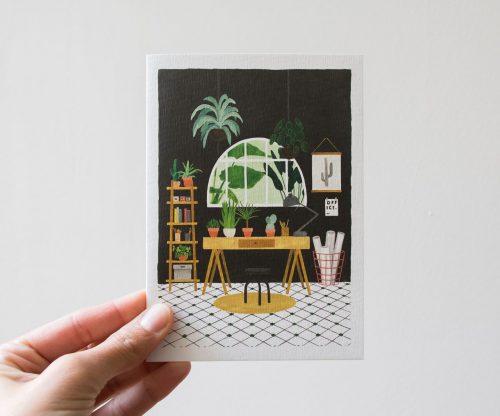Carte bureau et riad all the ways to say - Maison Mathuvu
