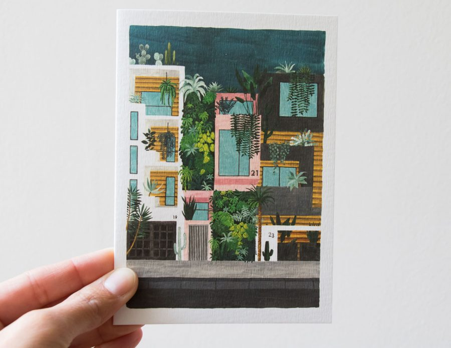 carte café et immeuble All the ways to say - Maison Mathuvu