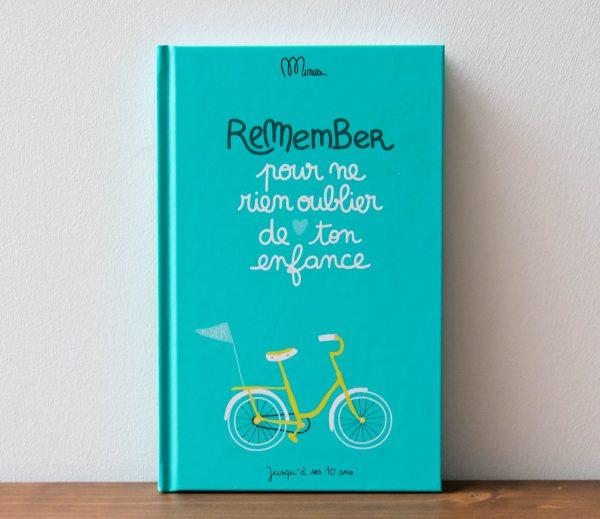 pour ne rien oublier de ton enfance de Minus éditions - Maison Mathuvu