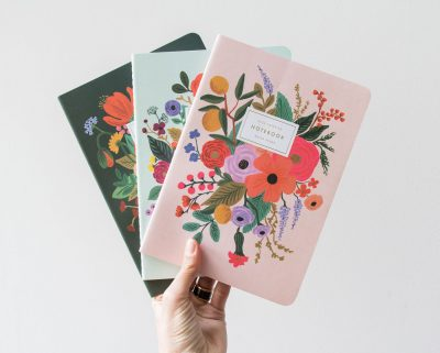 Carnet Bouquet Rifle Paper Co. Maison Mathûvû