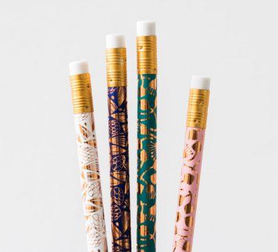 Crayon à papier - Pistil et Pin Les editions du paon - Maison Mathuvu
