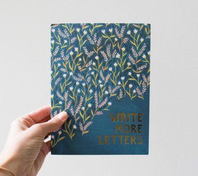 papier à lettres 1canoe2 - Maison Mathuvu