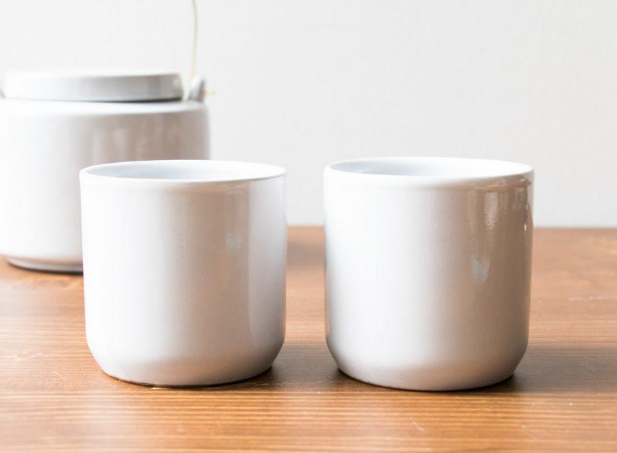 Mug - Blanc Hübsch - Maison Mathuvu
