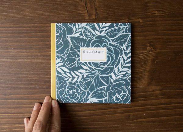 carnet astoria fleur bleue 1canoe 2 - Maison Mathuvu