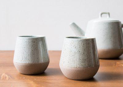 Mug - moucheté gris de Hübsch Maison Mathûvû