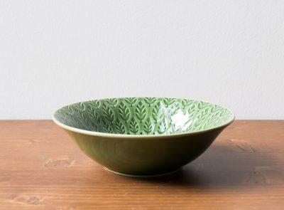 Grande coupelle Neem Vert Bungalow - Maison Mathuvu