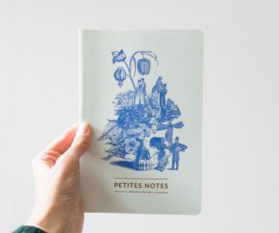 Grand carnet - Vanité les éditions du paon - Maison Mathuvu