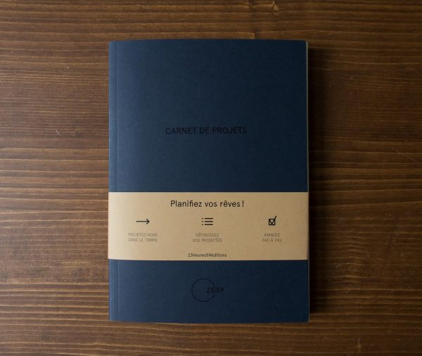 carnet de projets 23heures59éditions - Maison Mathuvu