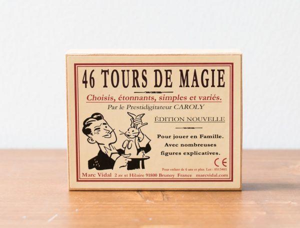 46 tours de magie Marc Vidal - Maison Mathuvu