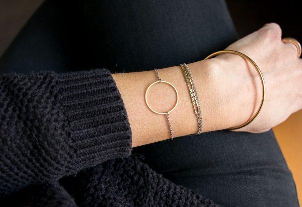 Bracelet cercle Maison Mathuvu