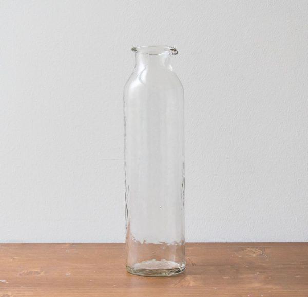 Carafe en verre martelé Nkuku - Maison Mathuvu