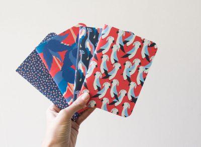 Carnet de poche Atelier Bobbie - Maison Mathuvu