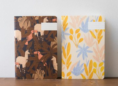 Carnet - Amazonie et Pampa Season paper - Maison mathuvu