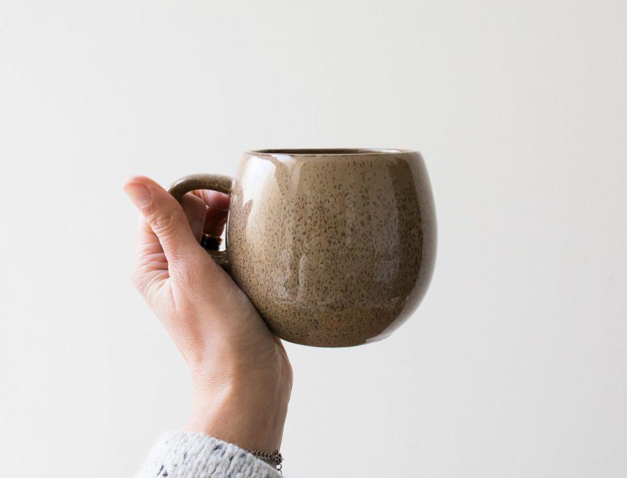 Tasse Addison - Chocolat Bloomingville - Maison Mathuvu