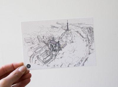 Carte - Fourvière Emilie Ettori - Maison mathûvû