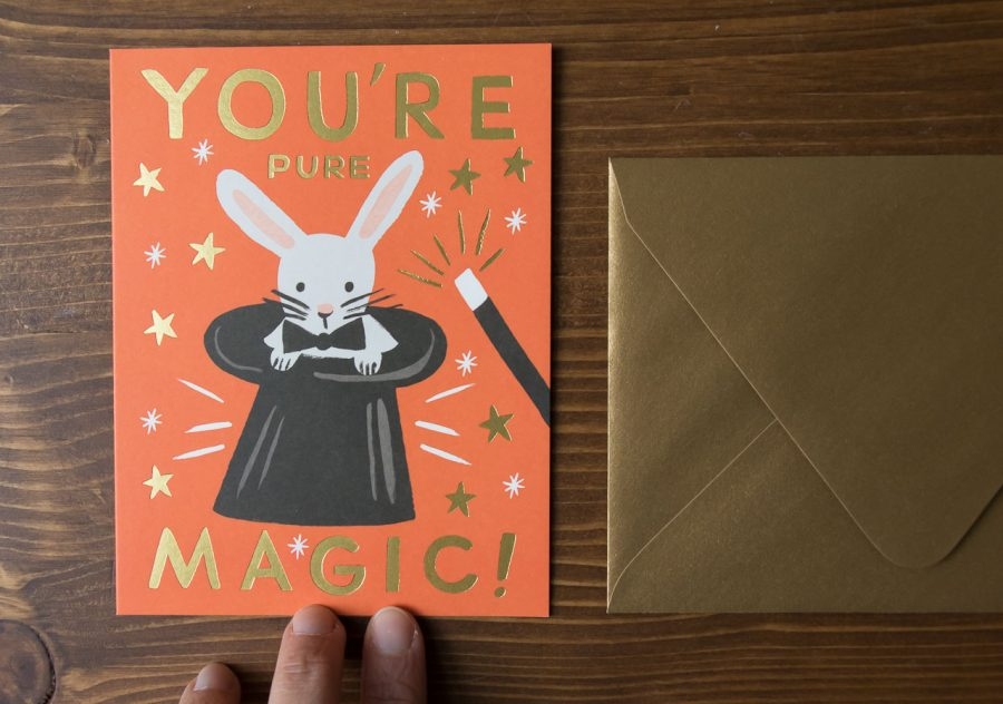 Carte - Magic Rifle paper co - Maison Mathuvu