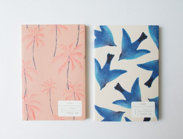Journal - Oiseau et Palmeraie season paper - Maison Mathuvu