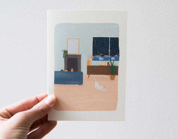 Carte - Félix Atelier Bobbie - Maison mathuvu