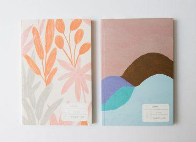 Journal - Paysage et Pampa Sesaon paper - Maison Mathuvu