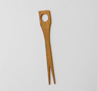 Fourchette en bambou Nicolas vahé House doctor - Maison Mathuvu