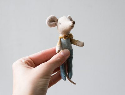 Box souris - Petit frère Maileg - Maison Mathûvû