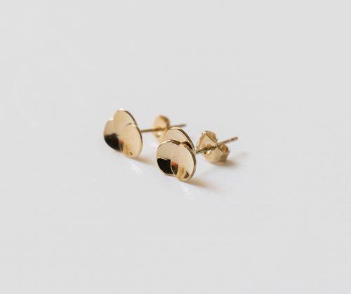 Boucles d'oreilles - Grand pétale My sen - maison mathuvu