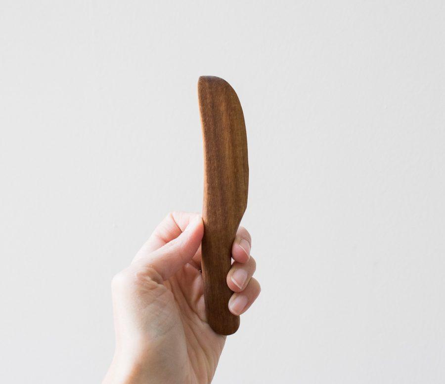 Couteau à beurre nicolas vahé et house doctor - Maison Mathuvu