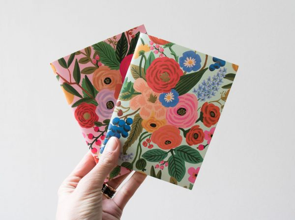 Carnet - Fleurs Rifle paper co - Maison Mathuvu