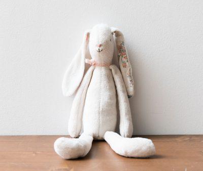 Doudou lapin blanc - Petit modèle Maileg - Maison mathuvu