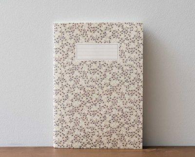 Carnet - Fleur beige Loft18 - maison mathuvu