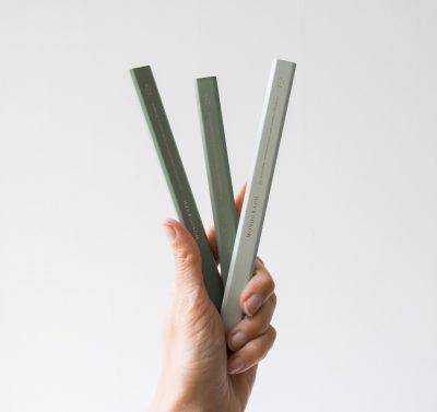 Crayons de charpentier Monograph - maison mathuvu