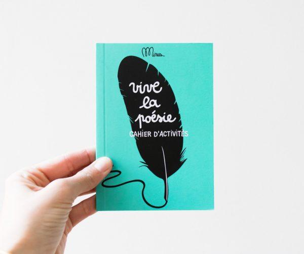 Vive la poésie Minus éditions - maison mathuvu