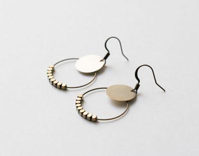 Boucles d'oreilles - Bérénice Maison Mathuvu