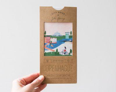 Copenhague - City Guide Julie Flamingo - Maison Mathuvu