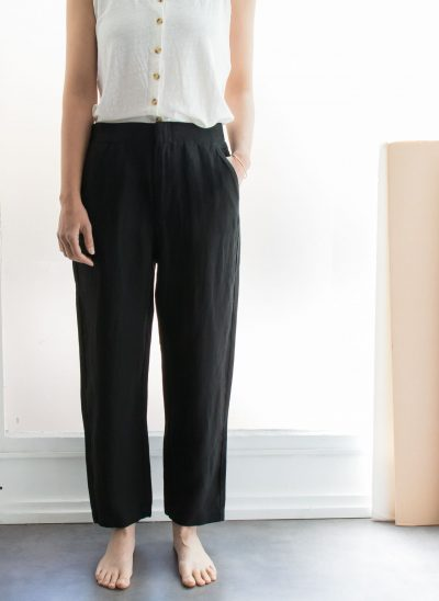 Pantalon - Sahara noir Ese o ese - maison mathuvu