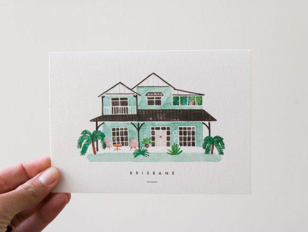 Carte - Brisbane All the ways to say - maison mathuvu