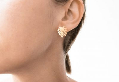 Boucles d'oreilles - Jungle Shlomit ofir - maison mathuvu