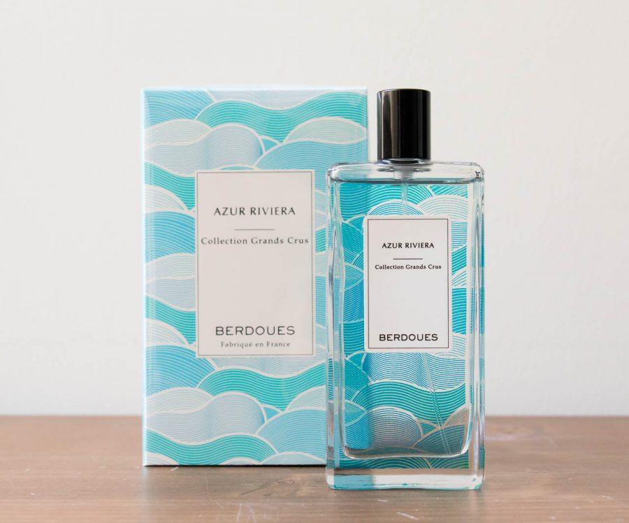 Parfum - Azur Riviera Berdoues - maison mathuvu