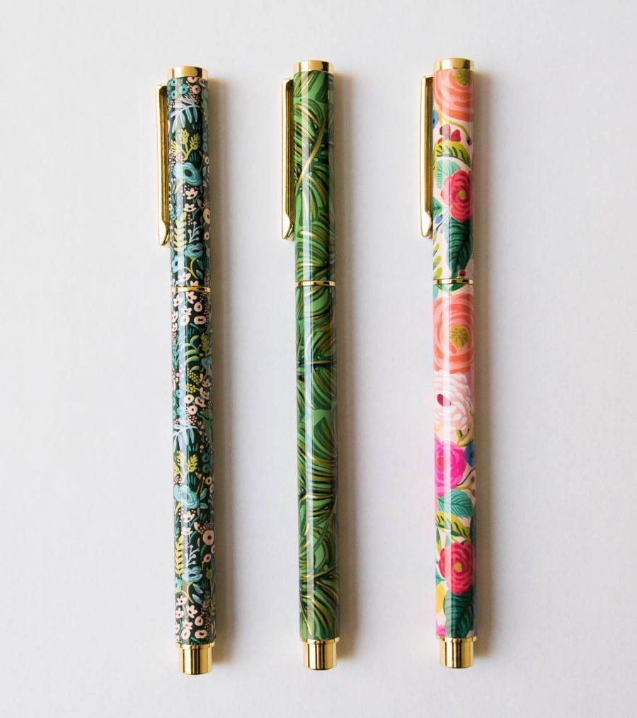Stylo - Botanic Rifle paper co - maison mathuvu