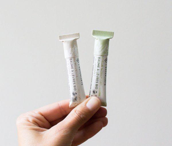 Baume à lèvres Bio - Calendula et vanille L'esperluète - maison mathuvu