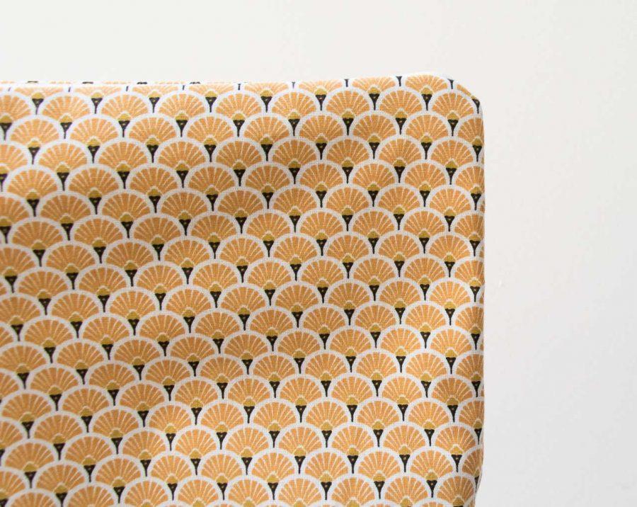 Pochette - Paon jaune Maison mathuvu