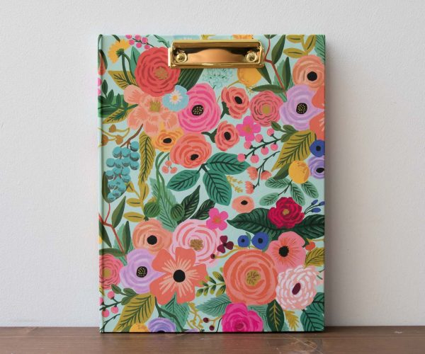 Clipfolio - Garden party Rifle paper co - Maison Mathuvu