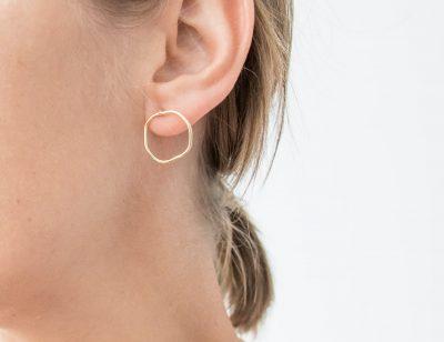 Boucles d'oreilles - Cassiopée Maison mathuvu