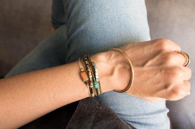Bracelet - Multi Coco Jisalée - Maison Mathûvu