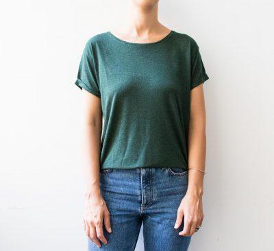 T-shirt - Sapin Emile et Ida - maison mathuvu