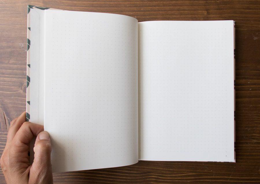Journal - Palmier Monsieur papier - maison mathuvu