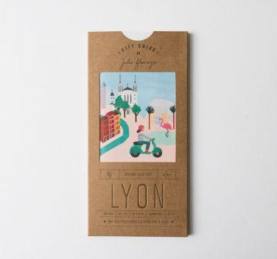 Lyon - City Guide Julie Flamingo Maison Mathûvû