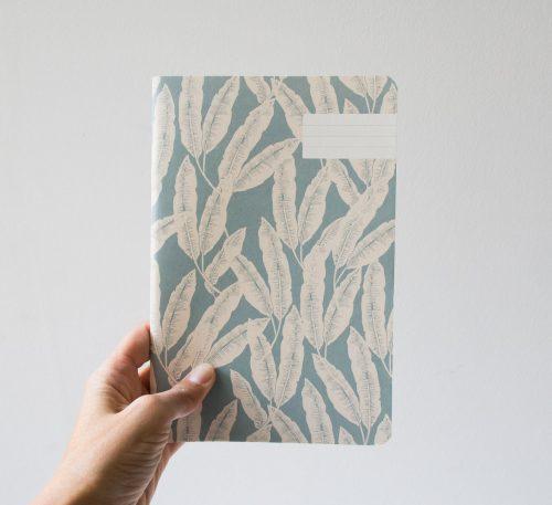 Carnet - Plumes Season paper - maison mathuvu
